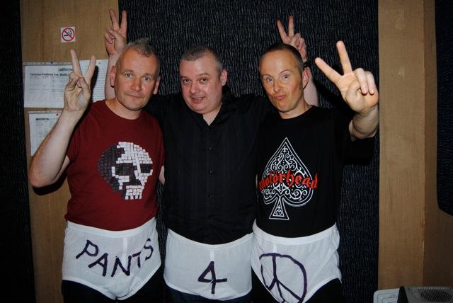 Pants 4 Peace